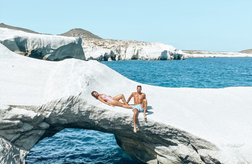 7x not to miss when in Milos