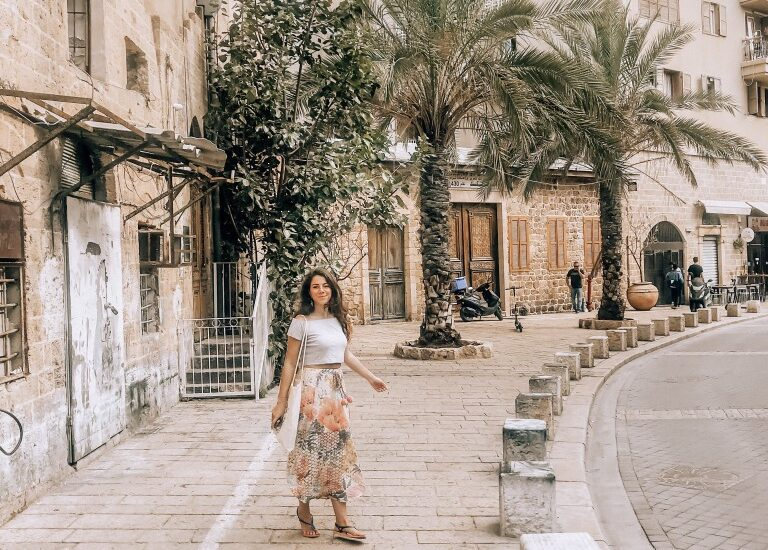 8 Amazing places in Tel Aviv